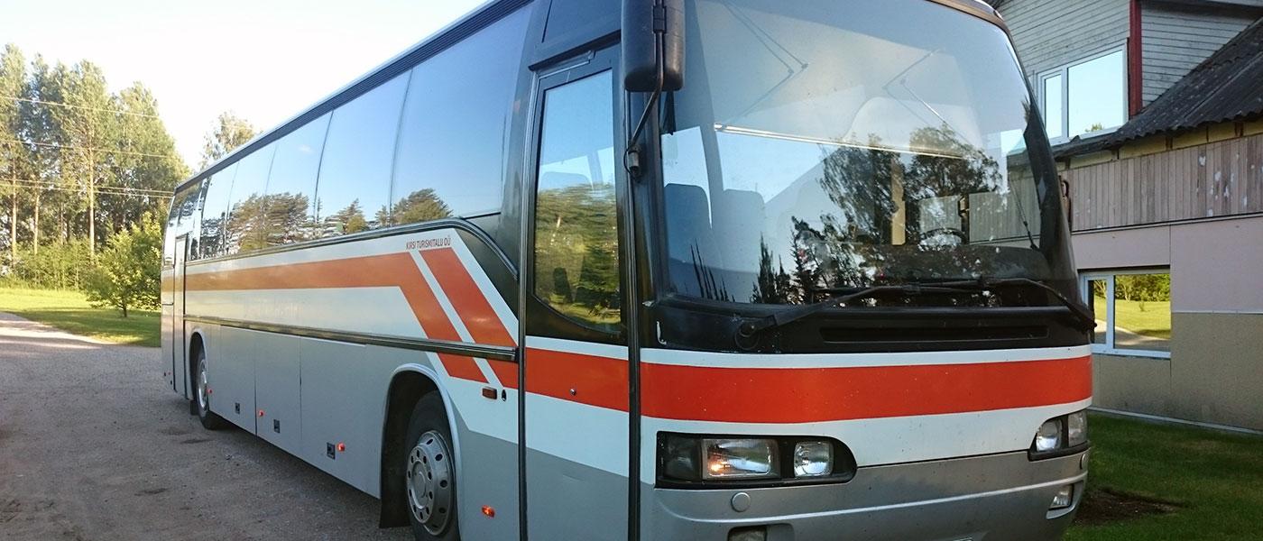 Kirsitalu buss